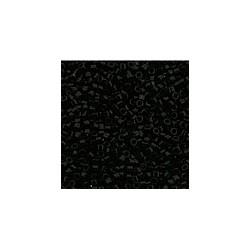 Miyuji delica 11/0 opaque zwart 5gr.