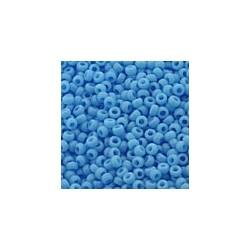 Miyuki rocailles 11/0 opaque babyblauw 25gr.
