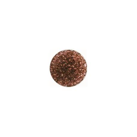 Guterman rocailles 9/0 tr. roodbruin12 gr