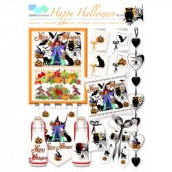 Lindner's telpatroon Happy Halloween