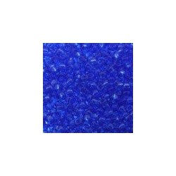 Miyuki Rocailles 8/0 Clear Blue 10gr.