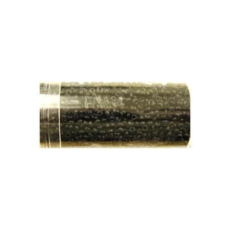 Gutermann rocailles 9/0 zwart ca. 28 gr