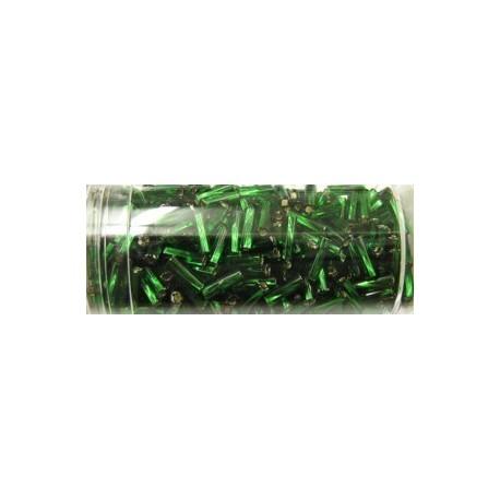 Gutermann staafjes 7mm groen gedraaid 24 gr