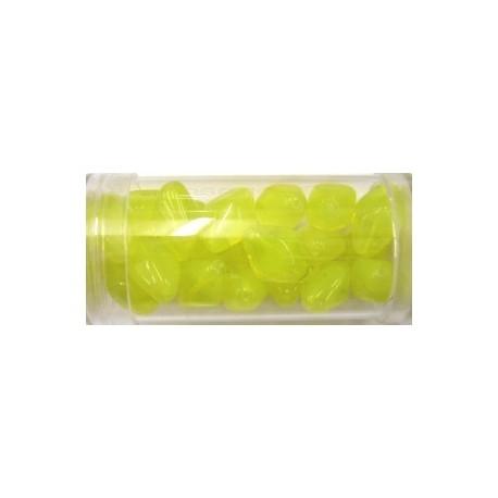 Guterman lantaarnkraal 14mm geel ca20st