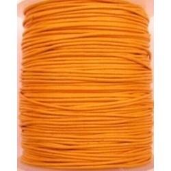 Waxcord 0,5mm oranje 5meter