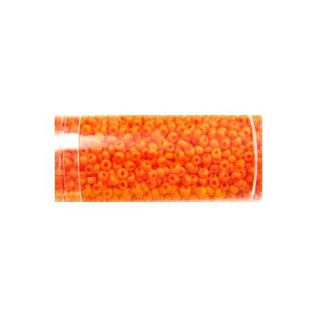 Gutermann rocailles 9/0 oranje ca. 28gr