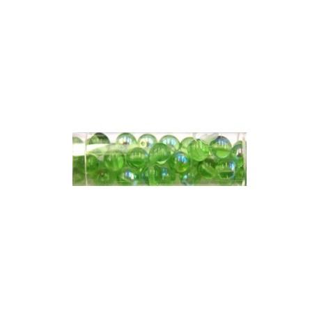 Gutermann regenboogkralen 6mm groen 40st.