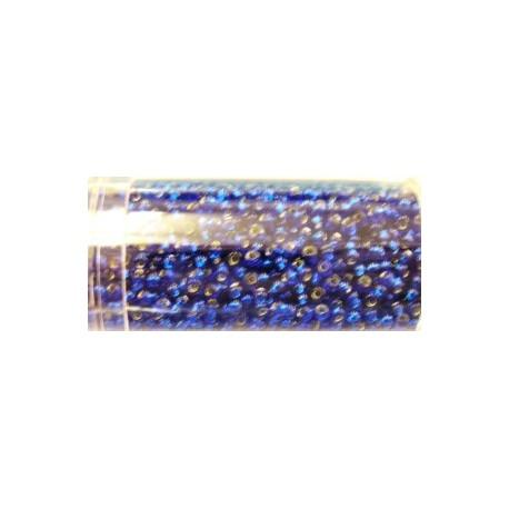 Gutermann rocailles 9/0 blauw ca 28gr
