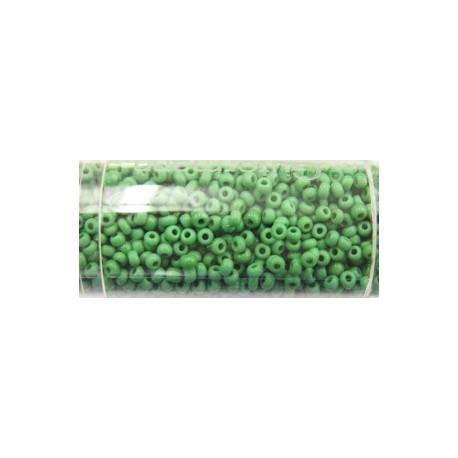 Gutermann rocailles 9/0 groen ca. 28gr