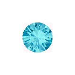 Swarovski similisteen 3mm aquamarijnblauw 10 st