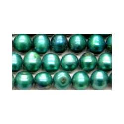 Zoetwaterparel 7mm groen ca 40cm