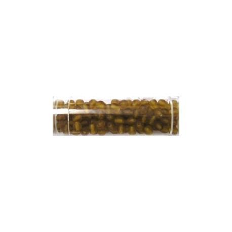 Gutermann facetkraal 4mm bruin mat 130st