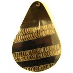 hanger van hoorn peervorm 65mm p.st