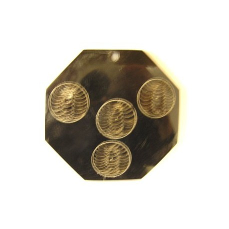 hanger van hoorn achthoek 56mm p.st