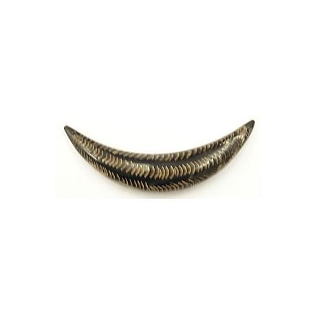 hanger van hoorn hoornvorm 105mm p.st