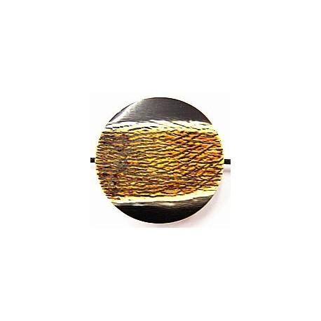 hoornen kraal 26mm p.st