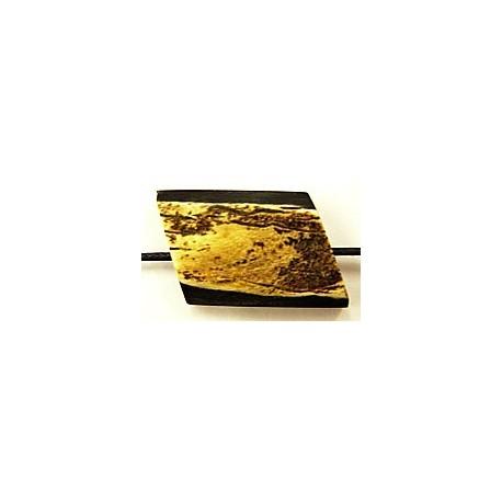 hoornen kraal 20mm p.st