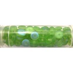 Gutermann diskparels 6mm l.groen AB 80st