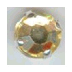 opnaaistenen 4mm kristal AB 24 st