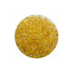 rocailles 5/0 transp.oranjekern 25 gram