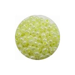 rocailles 5/0 zacht geel 25 gram