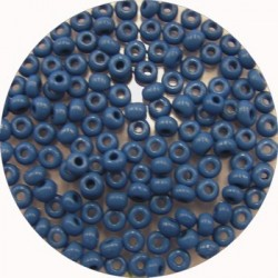 rocailles 8/0 donker turkoois 25 gram