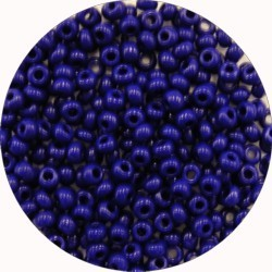 rocailles 8/0 donkerblauw 25 gram