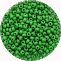 rocailles 8/0 groen 25 gram