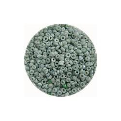 Rocailles 10/0 grijs opaque ca 50gram