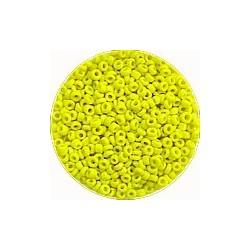 Rocailles 10/0 geel ca 50gram