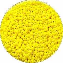Rocaille 12/0 helder geel 25 gram