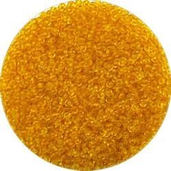 Rocailles 15/0 transp. oranje 25gr