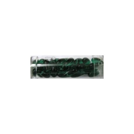 Gütermann druppels 5mm smaragdgroen 32st