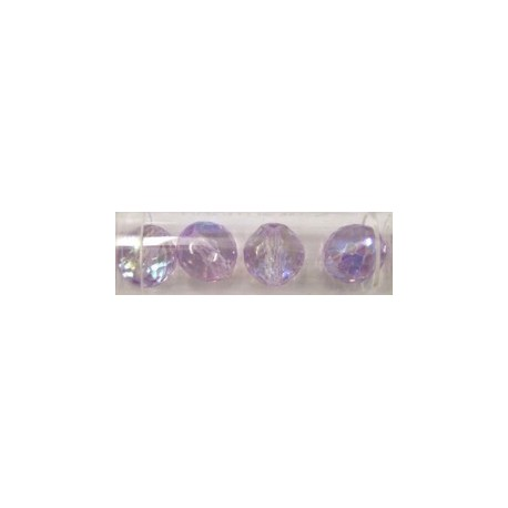 Gutermann facetkogel 12mm tanzanite AB 4st
