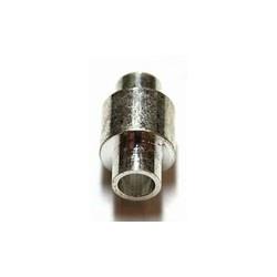 Magneetsl. 11mm pl. ton 5mm leer in schuivend