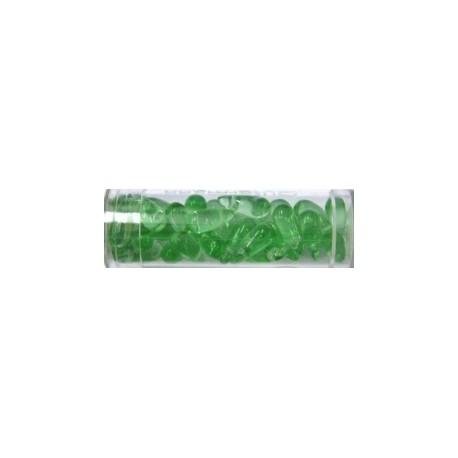 Gütermann druppels 5mm l.groen 32st