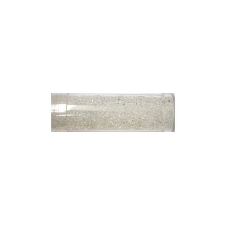 Gutermann rocailles 9/0 wasbaar transparant 12gr.