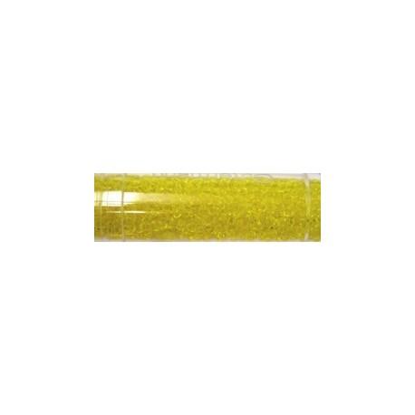 Gutermann rocailles 9/0 wasbaar geel 12 gram