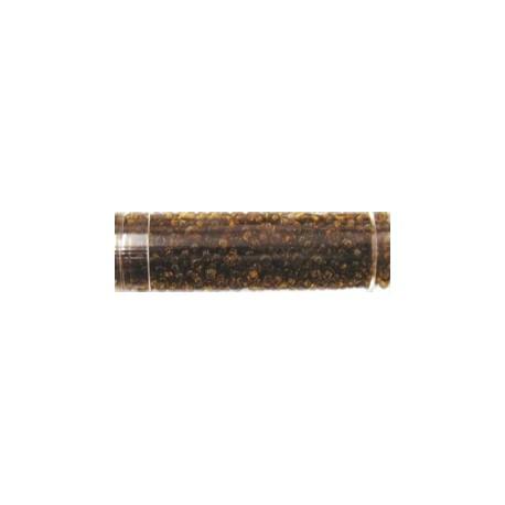 Gutermann rocailles 9/0 wasbaar bruin 12 gram