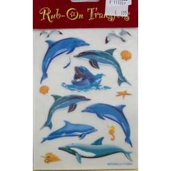Rub-On Sea & Dolphins per vel