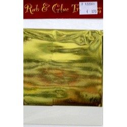 Rub & Glue Metallic goud per vel