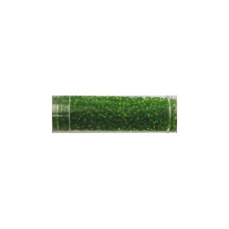 Gutermann rocailles 9/0 wasbaar groen 12 gram