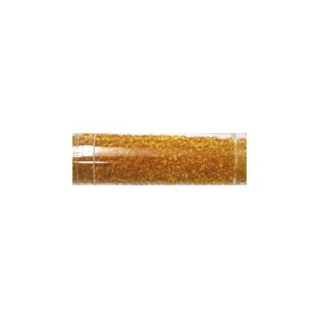Gutermann rocailles 9/0 wasbaar topaas12 gram