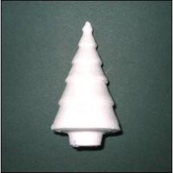 watten denneboom met voet 7cm per stuk
