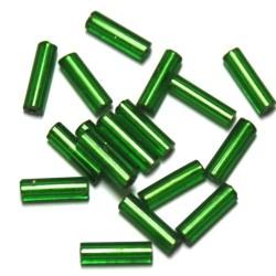 Staafjes 8mm groen 25gram