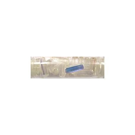 Gutermann cylinderparels15mm transparant AB 15st