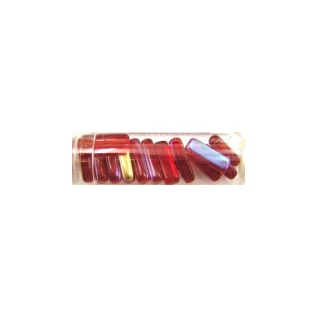 Gutermann cylinderparels15mm rood AB 15st