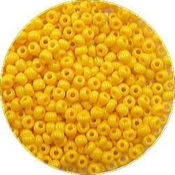 Rocailles 10/0 oranje 25 gram