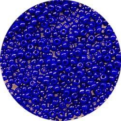 Rocaille 10/0 donkerblauw 25 gram