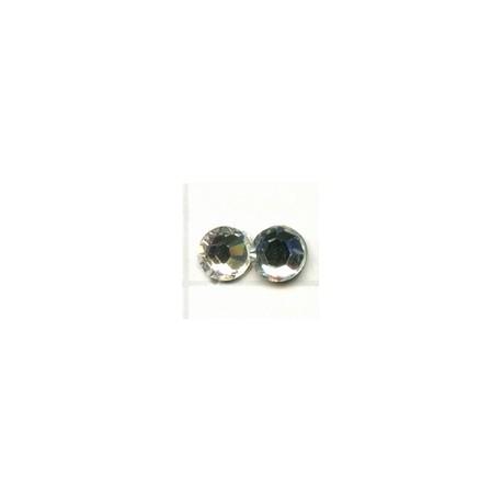 Swarovski hotfix plakkristal 2mm kristal p.st